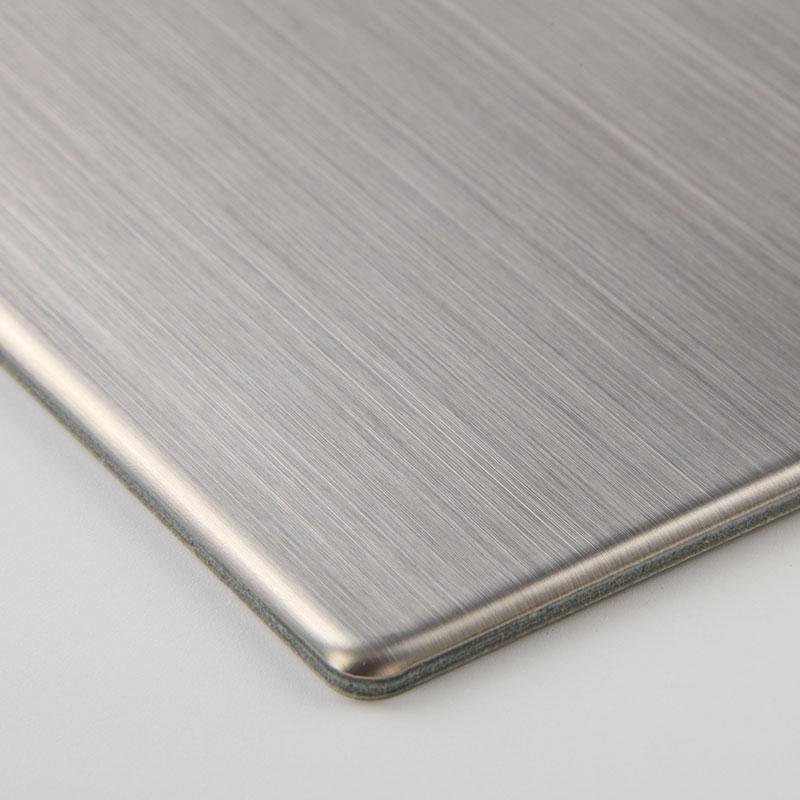 Panel compuesto de acero inoxidable